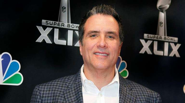 NBC's producer of Super Bowl LII Fred Gaudelli.
