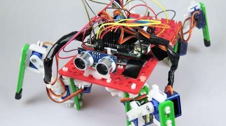 SnappyXO, a modular robotics kit that will be