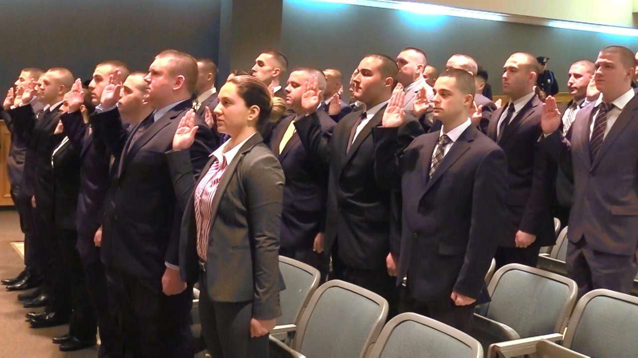 Ten military veterans are among 33 Suffolk County