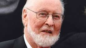 Composer John Williams, originally from Floral Park, received