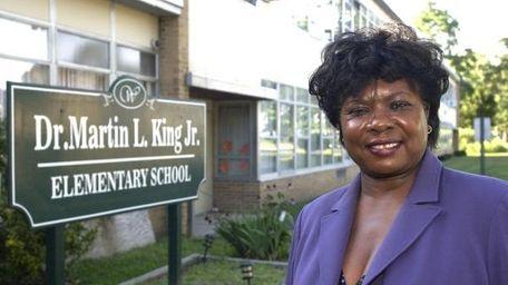 Mary Jones, former Wyandanch superintendent.