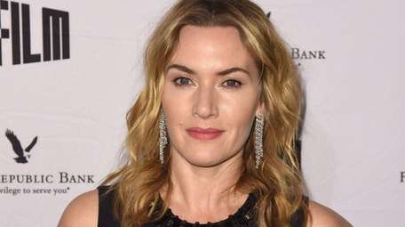 Kate Winslet, seen here on Dec. 5, 2017.