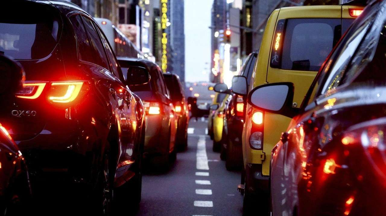 Gov. Cuomo's congestion pricing proposal won't affect most