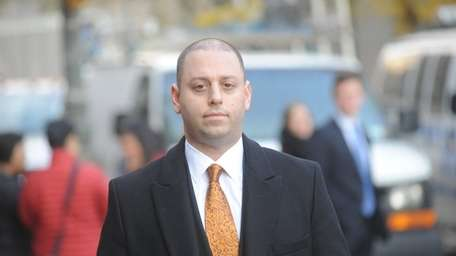 Adam Skelos, seen here in Dec. 2015, is