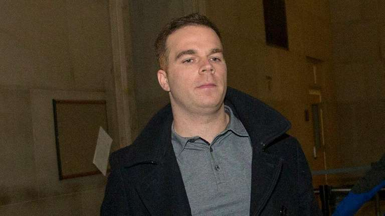Kevin Kavanagh, alleged victim in the Rockville Centre