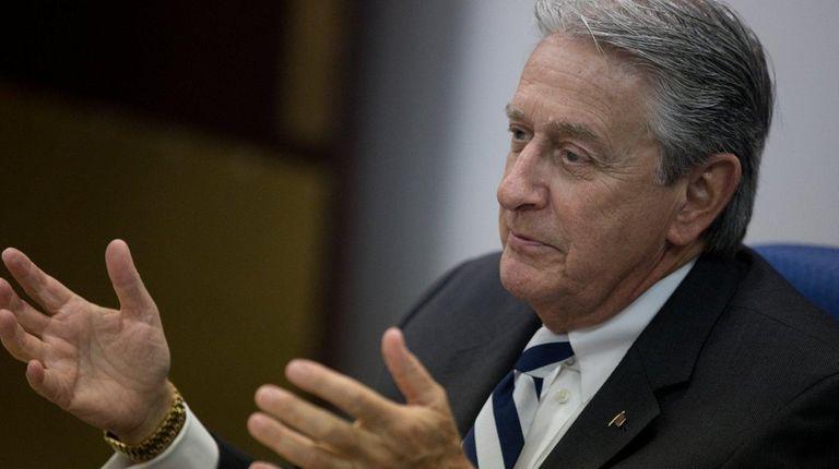 CEO Douglas C. Manditch, seen on June 2,