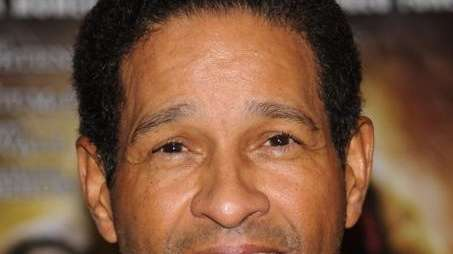 Bryant Gumbel attending the premiere of 'The Road'