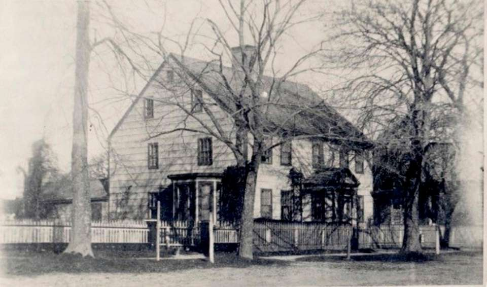 The 1770 House restaurant in East Hampton, seen