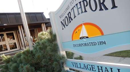 The Northport Village Board approved a new $17.7