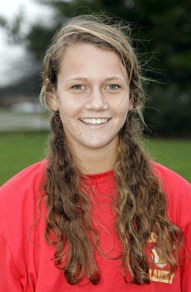 MEREDITH SPECK Sacred Heart, Junior, Midfield The Spartans'