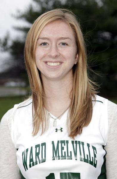 GEORGIA HOLLAND Ward Melville, Midfielder, Senior Holland was