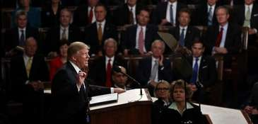 The State of the Union address doesn't tend