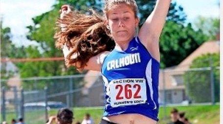 Calhoun senior Paige Sfiroudis.