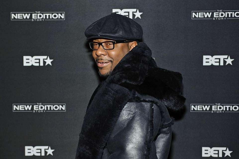 R&B singer Bobby Brown was born Feb. 5,