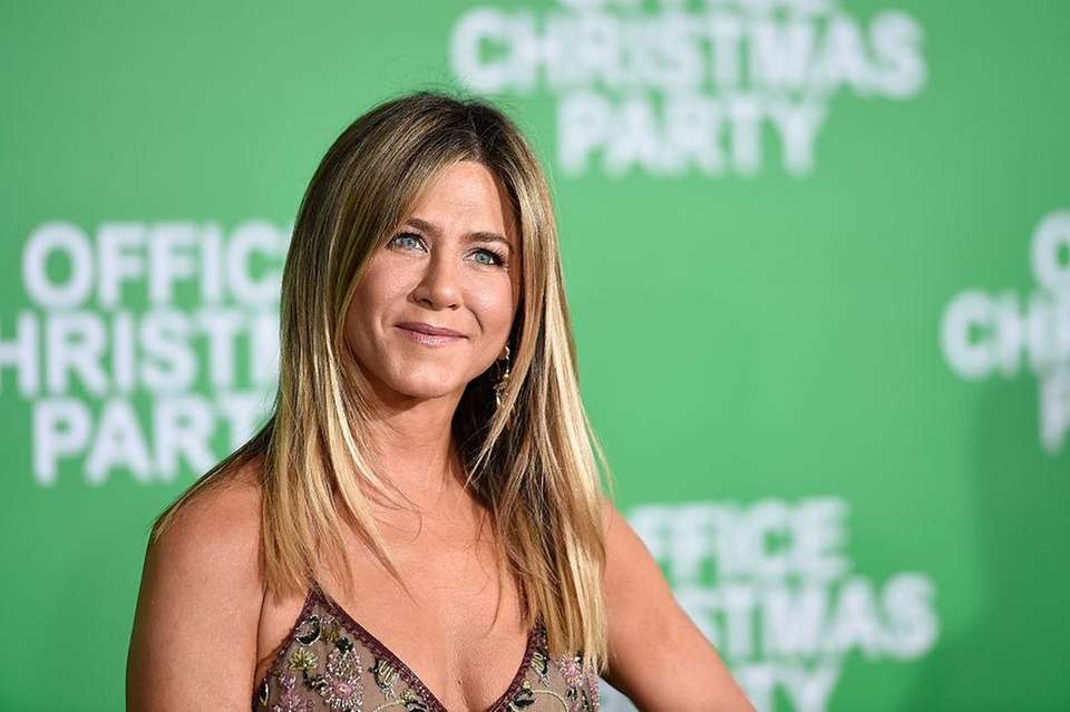 Actress Jennifer Aniston was born Feb. 11, 1969.