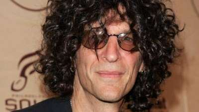 Howard Stern said his limousine also had to