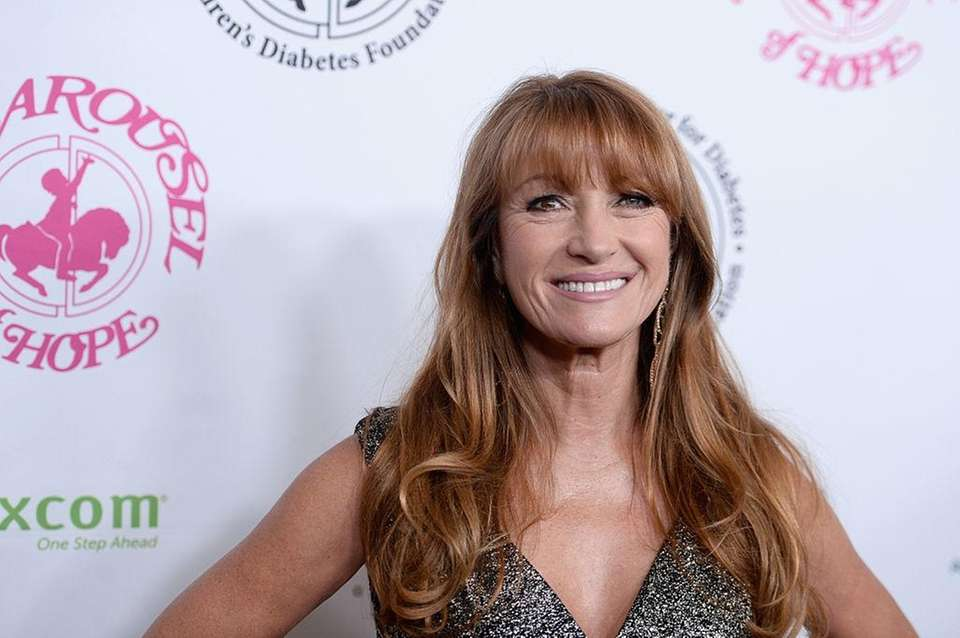 Actress Jane Seymour was born Feb. 15, 1951.