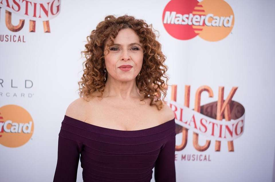 Musical theatre legend Bernadette Peters was born Feb.