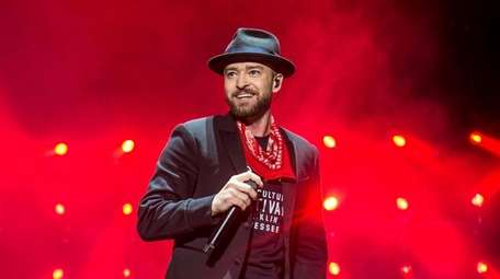 All eyes will be on Justin Timberlake Sunday