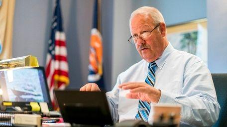 Mayor Robert Kennedy says Freeport's newest budget will
