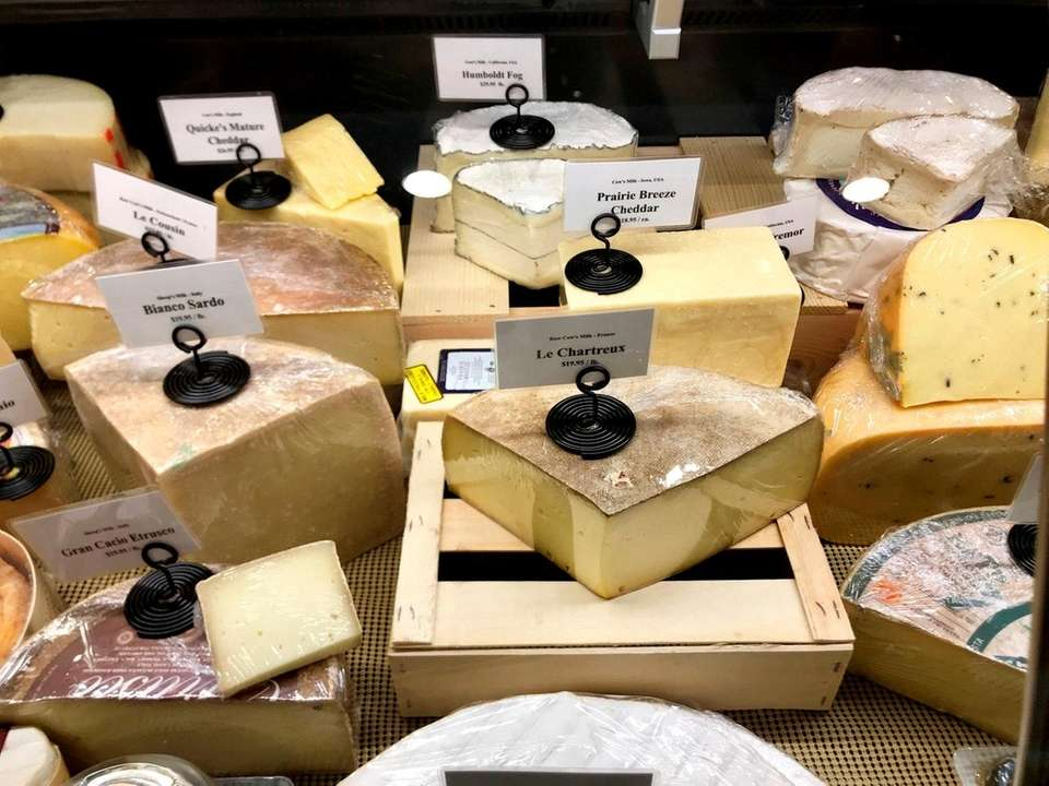 Village Cheese Merchant (28 S. Park Ave., Rockville