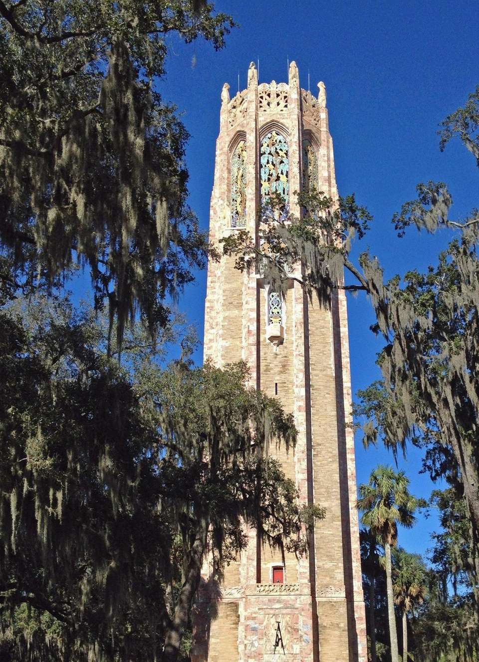 Bok Tower and Gardens, Lake Wales, Florida. (Marjie