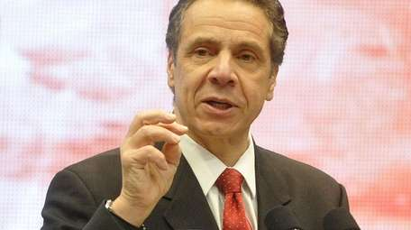 Gov. Andrew M. Cuomo signed a law extending