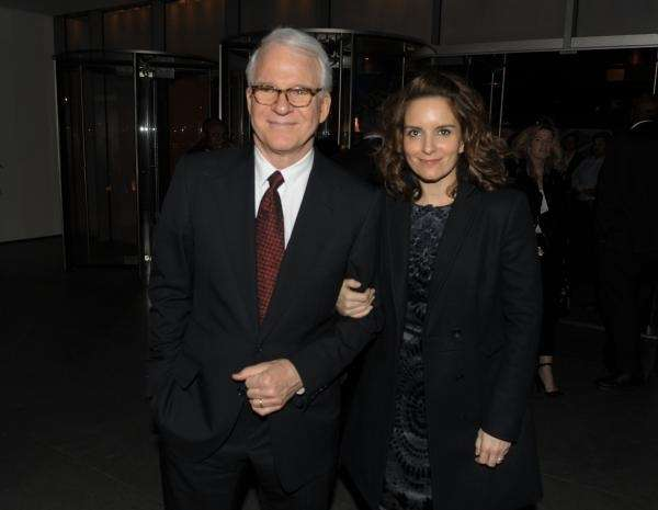 NEW YORK - DECEMBER 09: Actor Steve Martin