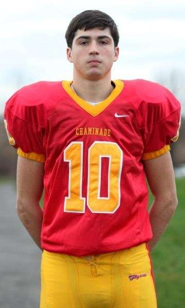 MICHAEL EHRHARDT Chaminade, Wide Receiver Senior, 6-4, 210