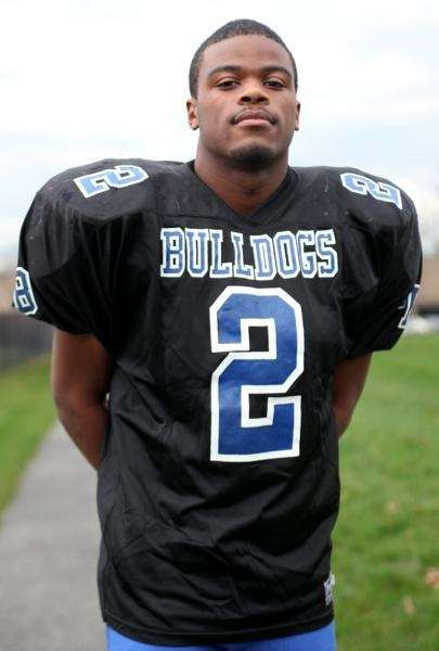 PRESHOD McCOY North Babylon, Defensive Back Junior, 5-10,