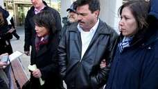 From left, Roseann Guzzo, Michael Bastardi, Jr., and