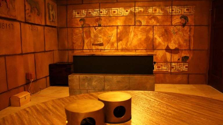 Puzzle Break Long Island in Syosset opens 'Escape The Lost Temple