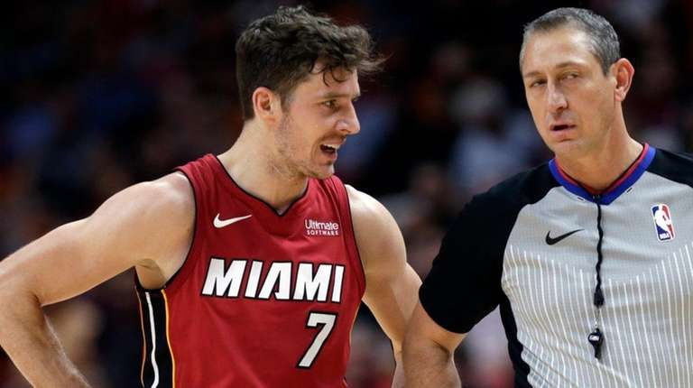Heat's Goran Dragic added to NBA All-Star Game