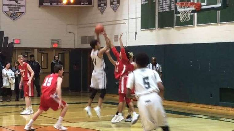 Westhampton defeated East Islip, 64-54, in Suffolk V
