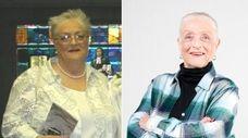 Janet Richardson, 84, of West Hempstead, is shown