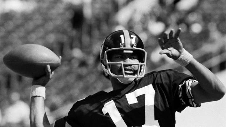 Learn about Pittsburgh Steelers quarterback Joe Gilliam, here