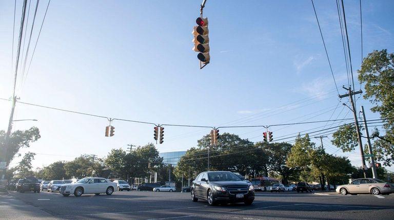 Garden City is considering installing speed cameras on