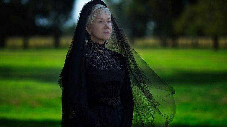 Helen Mirren stars as the builder of an