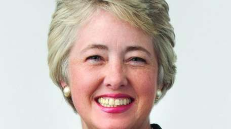 Annise Parker is the former mayor of Houston