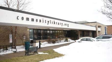 Mastic-Moriches-Shirley Community Library at 407 William Floyd Parkway,