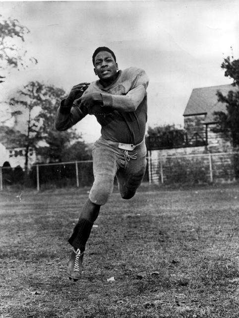Jim Brown was a force during his days