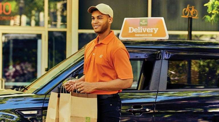 Panera Bread is starting delivery on Long Island.