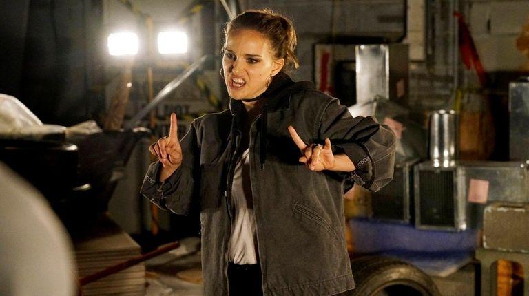 Natalie Portman during