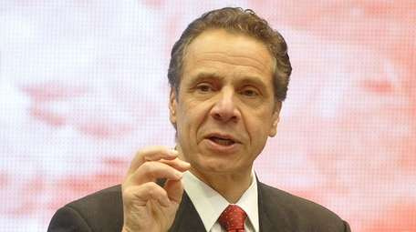 Gov. Andrew M. Cuomo signaled support for