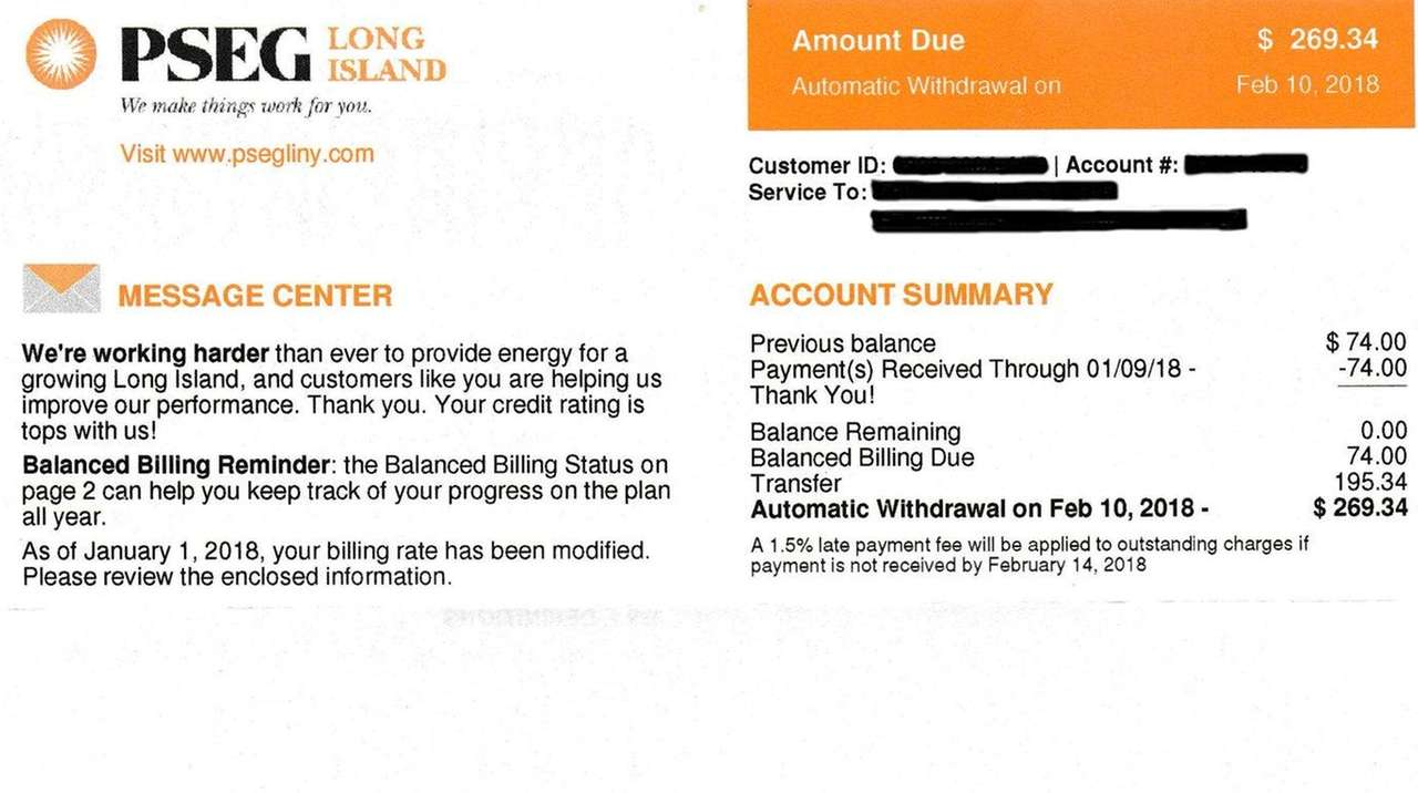 Some Hit By Sandy Related Fees For Electric Bill Transfer