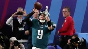 Super Bowl won: LII Nick Foles started the