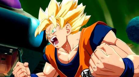 Dragon Ball FighterZ movements are easy to learn