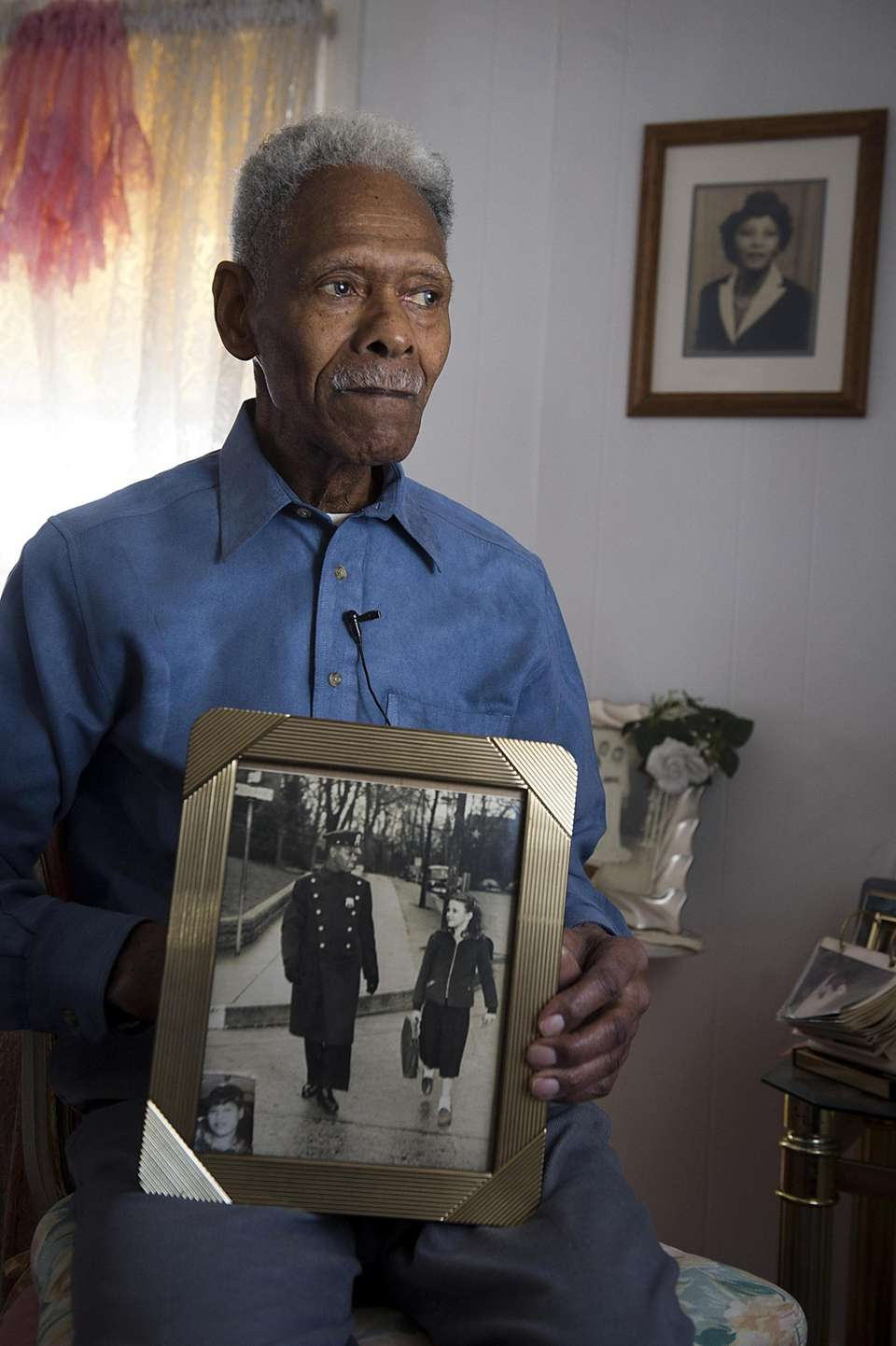 In 1949, Richard Robertson became the first African-American