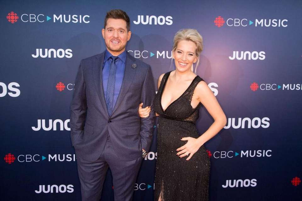 Michael Bublé and his wife, Luisana Lopilato, had
