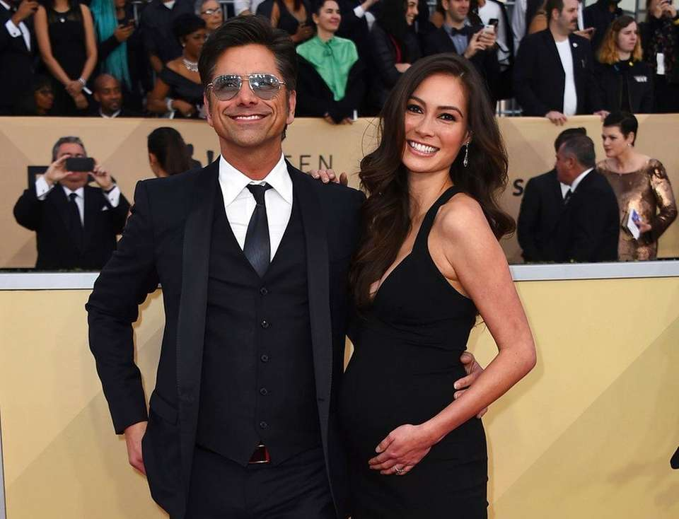 John Stamos and his wife, Caitlin McHugh, were